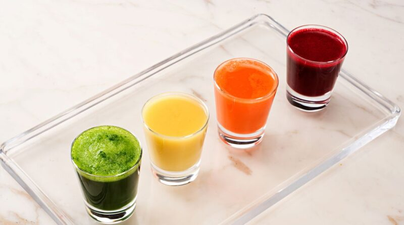 ARE WELLNESS SHOTS WORTH YOUR MONEY?