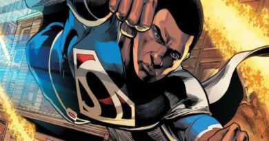 Warner Bros Introduces Superman in the New Black avatar