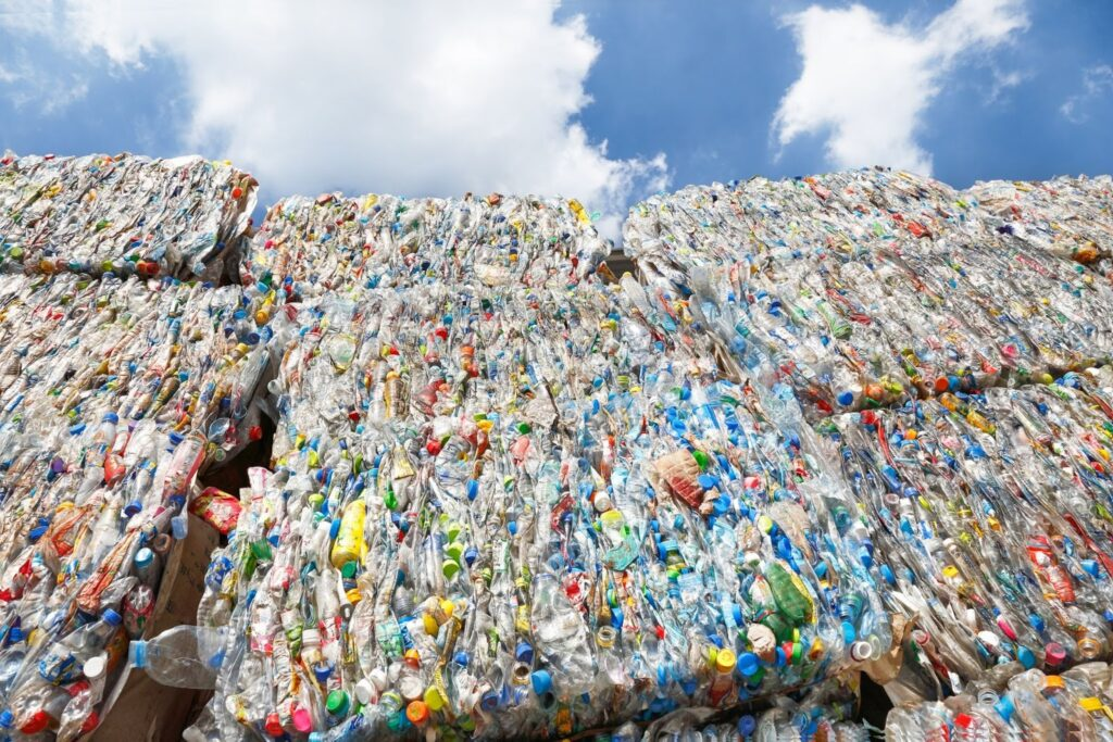 Responsible for creating such single-use plastics