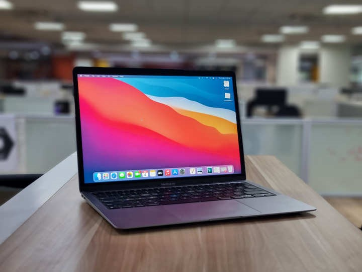 Specification of MacBook Air M1