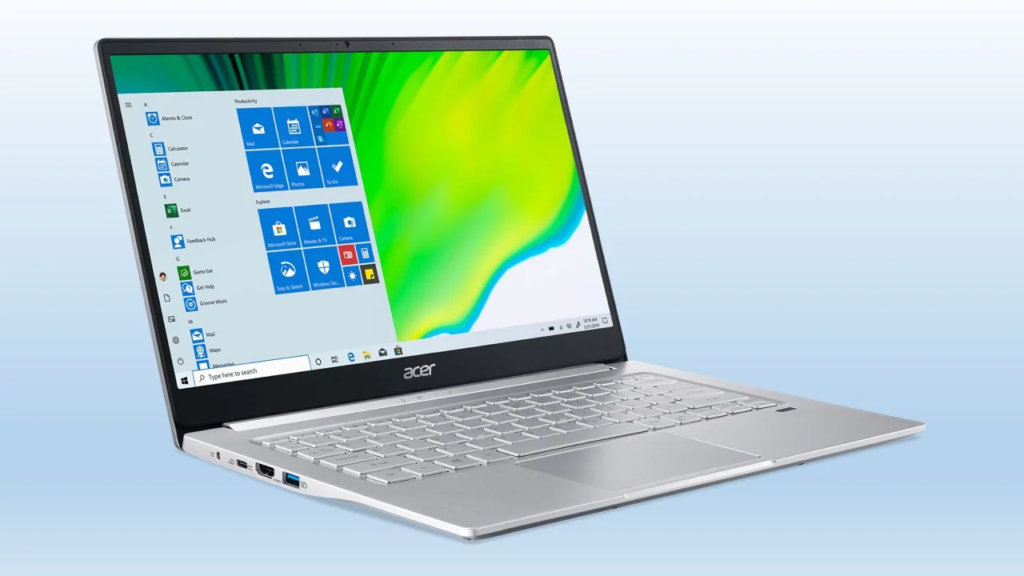 Key Features of Acer Swift 3