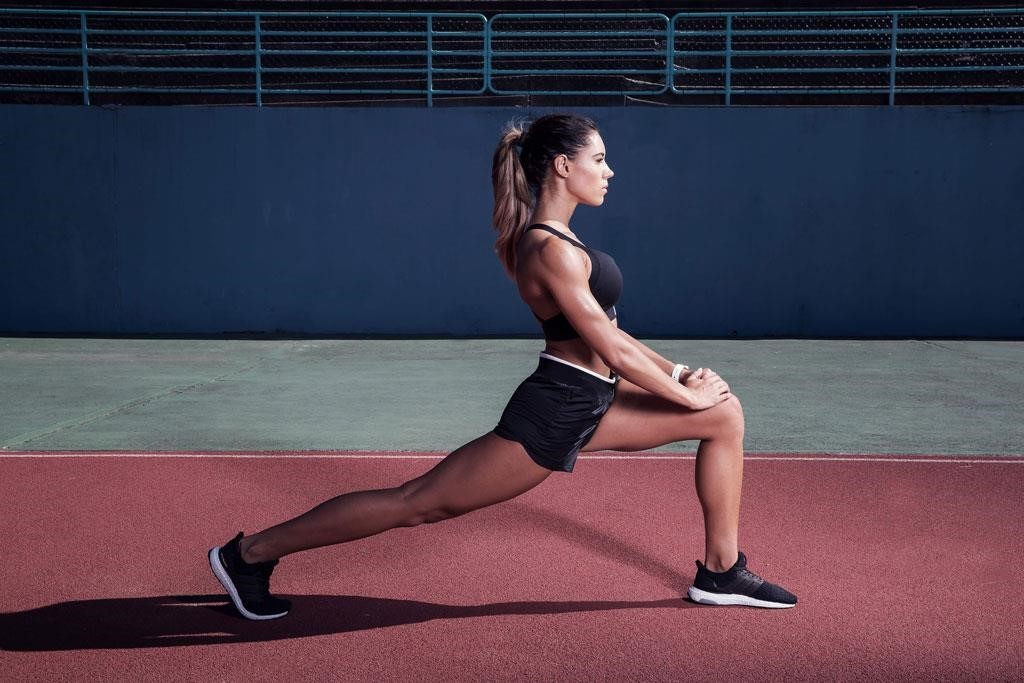 Cool-down phase exercise