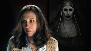 Conjuring- The Devil made me do it' movie
