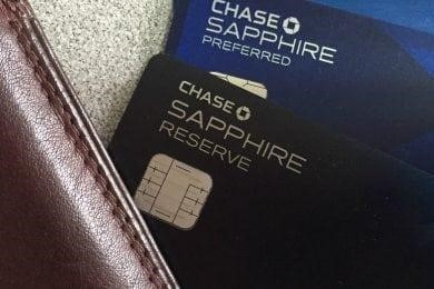 Chase Sapphire Reserve's most critical focal points