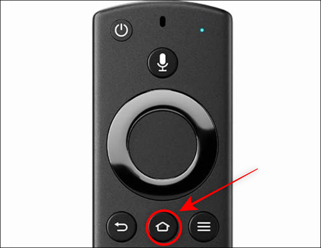 Switch on the Amazon Fire TV