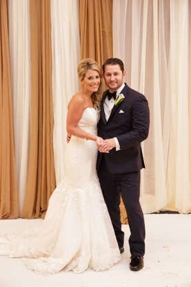 Ashley Petta and Anthony D'Amico