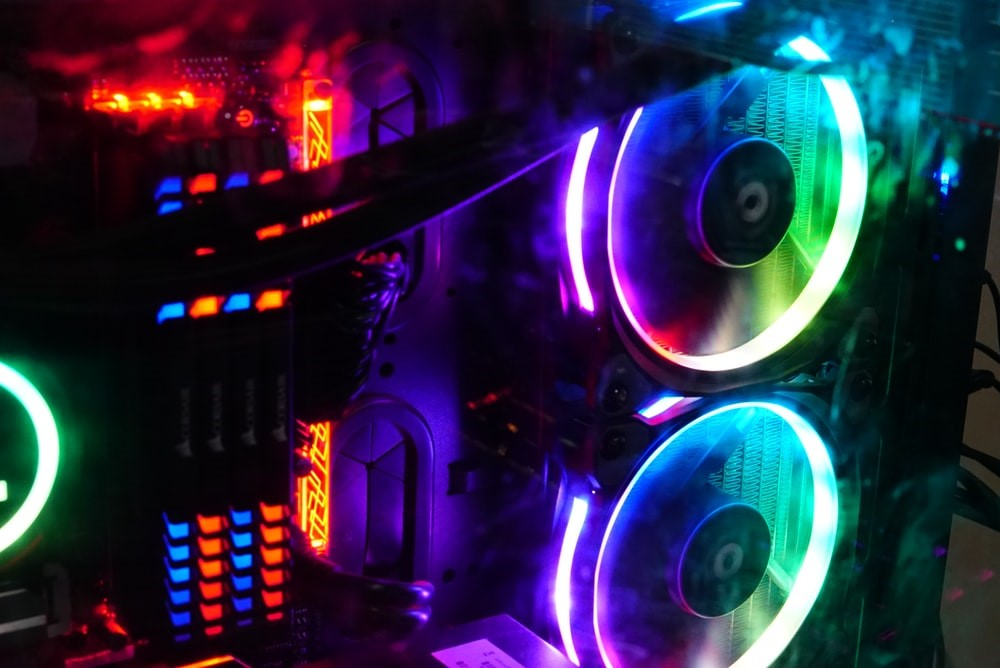 Computer Accessories With RGB