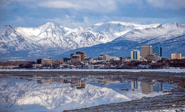 Alaskans don't have to pay state sales tax